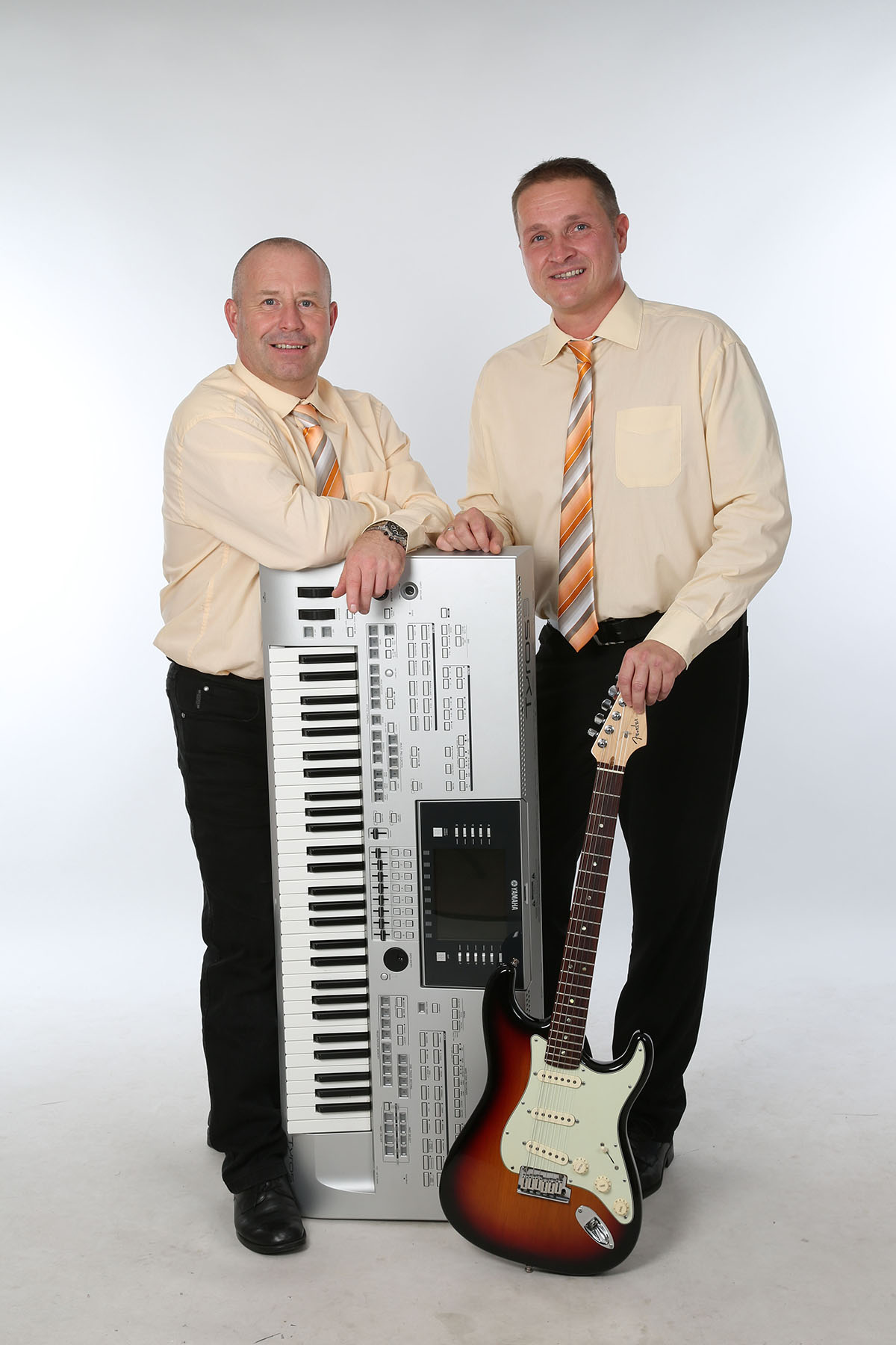 Two Men Band
